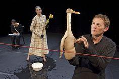 Theatre Couturier Und Ikkola – Duck, Death, and the Tulip, 2009