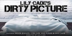 """By: William Lopez, Staff Writer  CHATSWORTH, CA — The latest Lesbian Erotica DVD feature from the 2017 AVN All-Girl Performer nominee, """"Lily Cade"""", is scheduled to be released to retail on January 30, 2017 through Filly Films.  Lily Cade's Dirty Picture tells the story of a cheating lesbian couple and the Instagram model who gets"""