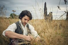 Colin Morgan as Nathan Appleby in The Living and The Dead