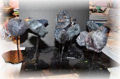 More asteroids