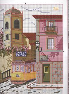 Gallery.ru / Фото #187 - melhor de Portugal em ponto de cruz - Ulrike