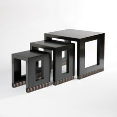 Ponte Nesting Tables by Magni Home Collection