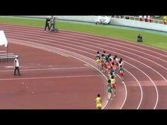 南関東高校陸上 男子5000m決勝 2011年6月18日