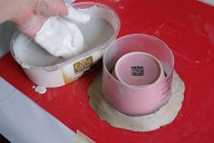 how to create plaster moulds, and do mould carving for clay pieces