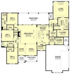 Beach House Plans, Cottage House Plans, Craftsman House Plans, Country House Plans, New House Plans, Dream House Plans, Modern House Plans, Small House Plans, House Floor Plans