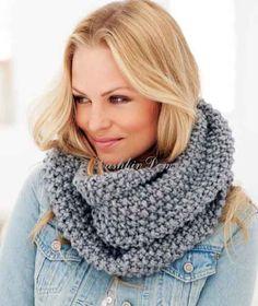 Снуд – или по-простому шарф-хомут – на сегодняшний день снова находится на пике популярности, как это было несколько десятилетий тому назад. Он не только теплый и надежный защитник от ветра и холода, но и привлекательный аксессуар, который может дополнить любой стильный наряд. Особенно если снуд связан своими руками.