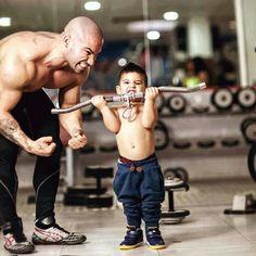 Me and my future kid