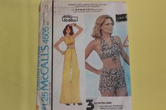 McCall's 4505 sizes 12-16 Uncut by KalimahsKreationsLLC on Etsy
