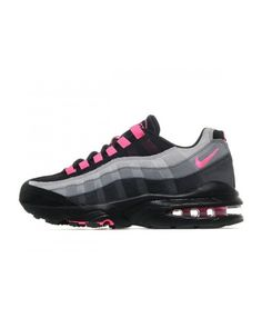 buy online ef1e1 01ece Chaussure Femme Nike Air Max 95 Junior Cool Gris Blanche