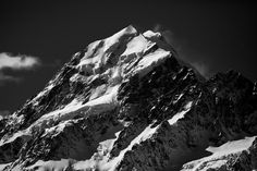 Aoraki/Mt. Cook, New Zealand by Faisal Syed on 500px.
