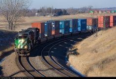RailPictures.Net Photo: FURX 8116 First Union Rail (FURX) EMD SD40-2 at Lake Park, Minnesota by Chris Paulhamus