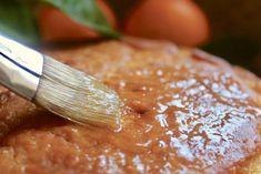 Whole Orange Cake, Orange Cakes, Orange Recipes, Sweet Recipes, Orange Syrup Cake, Mango Dessert Recipes, Banana Recipes, Cookie Cake Pie, Dinner Rolls Recipe