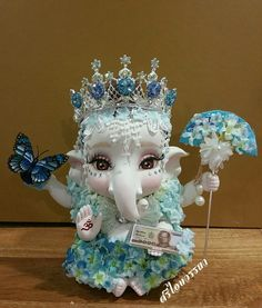 #Blue #Ganesh
