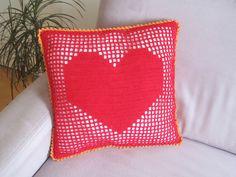 Throw Pillows, Super, Tutorials, Pillows & Throws, Flower Crochet, Toss Pillows, Decorative Pillows, Decor Pillows, Scatter Cushions