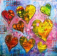 Krea d' IngeN: Workshop 'Vorming' hearts