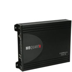 Save $ 121.8 order now MBQUART FX4.70 4 Channel Amplifier at Online Car Stereo s