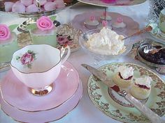 thevintagetable.com.au Vintage High Tea