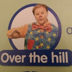Over the Hill - Makaton / Sign / Something Special / Mr Tumble Makaton Printables, Makaton Signs, Mr Tumble, Eyfs Classroom, British Sign Language, Bsl, Over The Hill, Family Signs