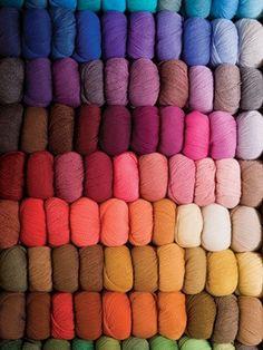 Colour cotton