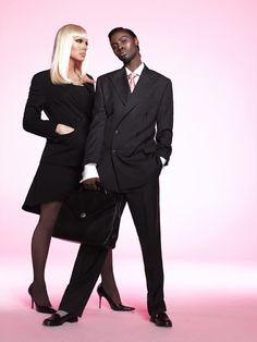 Image result for Gender swap on  Hrvatski Top Model.