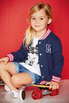 Buy Navy Varsity Jacket (3mths-6yrs) online today at Next: United States of America