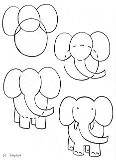 free clip arts: How To Draw Animals clipart