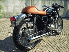 Custom CB 125