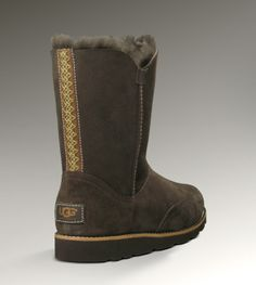 UGG® Shanleigh for Women in Chocolate