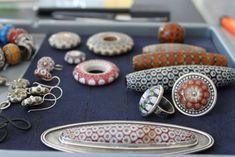 Kristina Logan.....beads