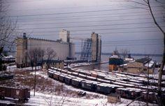 Erie's Grain Elevators