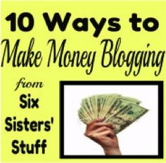 FREE e-Book: 10 Ways to Make Money Blogging!The Frugal Girls in E-Book