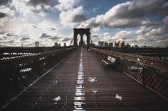 NY morning walk