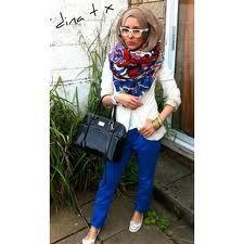 Dina tokio Hijabi fashion