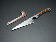 Custom Fixed Blade knife-001