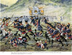 Battle at Prag May 6 1757