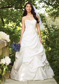 Bruidsjurken | Simpele maar elegante bruidsjurk