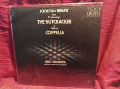 Amazing Scenes des Ballets The Nutcracker And Coppelia Vinyl Record LP 33 1982 Tioch Digital Record Sealed Old Vinyl Records, Hole Punch, Orchestra, Seal, Ballet, Digital, Amazing, Gifts, Etsy