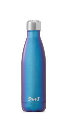 S'well Stainless Steel Fl Oz Neptune-Triple-Layered Vacuum-Insulated Containers Keeps Drinks Cold for 41 Hours and Hot for No Condensation-BPA Free Water Bottle,