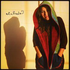 Bufanda+capucha (hood+scarf)
