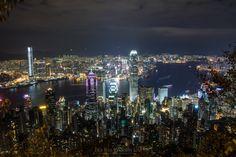 Lugard Road, Victoria Peak, Hong Kong 2016/12/22