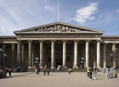 British Museum reveals details of transformation plan. The initiative will see the museum introduce a new gallery, refurbish two of its existing gallery spaces and bring back its disused Reading Room. London Tours, London Museums, London Art, London Travel, British Museum, British National, National Art, Museum Architecture, Tikal