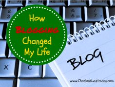 'These days, you have the option of staying home, blogging in your underwear, and not havi