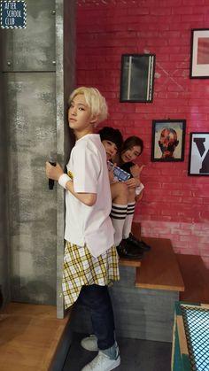 Hoshi, Wonwoo and Jeonghan ❤
