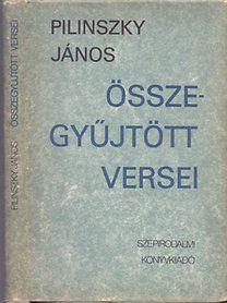 Pilniszky János összegyűjtött versei