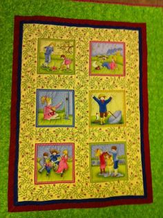 Sing A Song Quilt