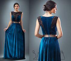 velvet gown dress