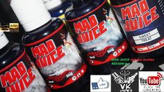 Mad juice Review (RED LINE) by Vk vape's (Greek)