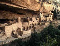 The Anasazi Indians
