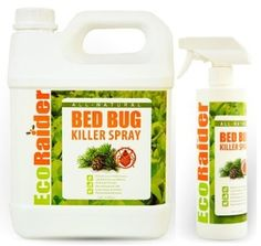 EcoRaider natural bed bug killer - #organic #bedbugs #pestcontrol #bwicompanies