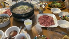 Home made Shabu Shabu !!! Japanese food is the BEST!
